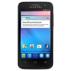 Alcatel OneTouch M'Pop 5020D (черный) :::