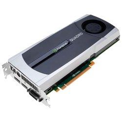 Leadtek Quadro 6000 574Mhz PCI-E 2.0 6144Mb 2988Mhz 384 bit DVI