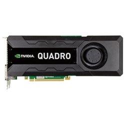 Видеокарта PNY Quadro K5000 PCI-E 3.0 4096Mb 256 bit 2xDVI RTL