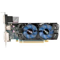 ��������� his radeon hd 7750 800mhz pci-e 3.0 1024mb 4500mhz 128 bit dvi hdmi hdcp low profile