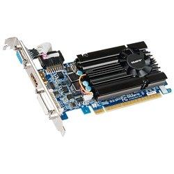 ���������� GIGABYTE GeForce GT 610 810Mhz PCI-E 2.0 2048Mb 1333Mhz 64 bit DVI HDMI HDCP RTL