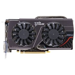 MSI GeForce GTX 660 980Mhz PCI-E 3.0 2048Mb 6008Mhz 192 bit 2xDVI HDMI HDCP