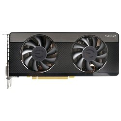 EVGA GeForce GTX 660 1046Mhz PCI-E 3.0 2048Mb 6008Mhz 192 bit 2xDVI HDMI HDCP Signature 2
