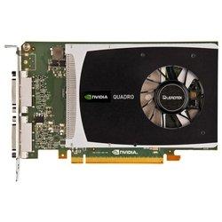 Leadtek Quadro 2000D 625Mhz PCI-E 2.0 1024Mb 2600Mhz 128 bit 2xDVI