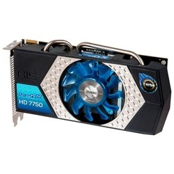 ��������� his radeon hd 7750 900mhz pci-e 3.0 1024mb 4500mhz 128 bit dvi hdmi hdcp