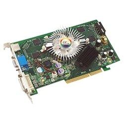 Inno3D GeForce 7600 GT 560Mhz AGP 512Mb 1400Mhz 128 bit DVI HDTV BLK