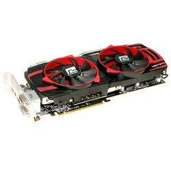 powercolor radeon hd 7970 1100mhz pci-e 3.0 3072mb 5700mhz 384 bit 2xdvi hdmi hdcp