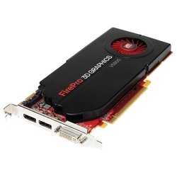 AMD FirePro V5800 700Mhz PCI-E 2.0 1024Mb 4000Mhz 128 bit DVI
