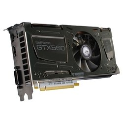 kfa2 geforce gtx 560 ti 950mhz pci-e 2.0 1024mb 4400mhz 256 bit dvi mini-hdmi hdcp