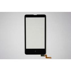 Тачскрин для Nokia X Dual Sim (63221) (черный)