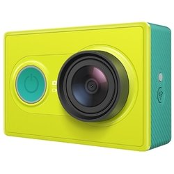 Xiaomi Yi Action Camera Basic Edition (зеленый)