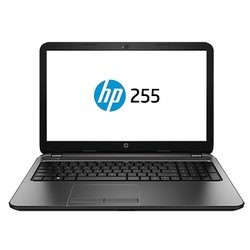 "hp 255 g3 (l8a58es) (e1 2100 1000 mhz/15.6""/1366x768/2.0gb/500gb/dvd нет/amd radeon hd 8210/wi-fi/bluetooth/win 8 64)"