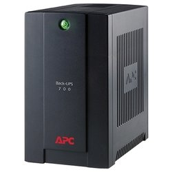 APC by Schneider Electric Back-UPS 700VA, 230V, AVR, IEC Sockets