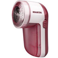Машинка для удаления катышков MARTA MT-2230 (белый-бургунди)