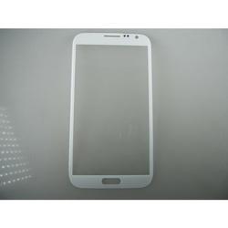 Стекло экрана для Samsung Galaxy Note 2 N7100 (65834) (белый)