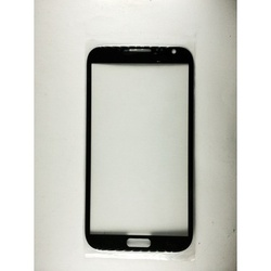 Стекло экрана для Samsung Galaxy Note 2 N7100 (66032) (черный)