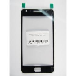 Стекло экрана для Samsung Galaxy S2 i9100 (62463) (черный)