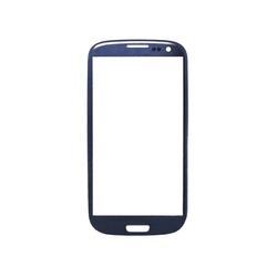 Стекло экрана для Samsung Galaxy S3 i9300 (54660) (синий)