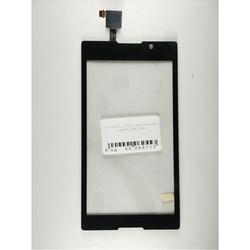 Тачскрин для Sony Xperia C C2305 (66113) (черный)
