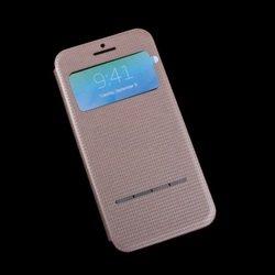 """Чехол-книжка для Apple iPhone 6, 6s 4.7"""" (R0007542) (золотистый)"""