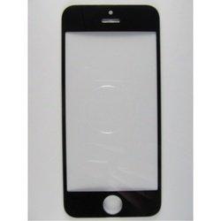 Стекло экрана для Apple iPhone 5 (69827) (черный)