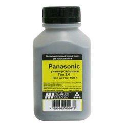 Универсальный тонер для Panasonic (Hi-Black 20104083943) (черный) (100 гр)