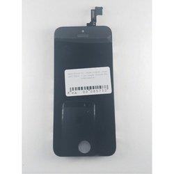 Дисплей для Apple iPhone 5S с тачскрином (65733) (без компонентов, черный)