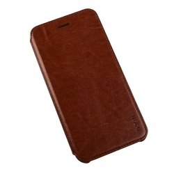 "Чехол-книжка для Apple iPhone 6 Plus, 6s Plus 5.5"" (R0007545) (коричневый)"