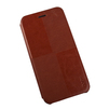 Чехол-книжка для Apple iPhone 6 Plus, 6s Plus 5.5 (R0007550) (коричневый) - Чехол для телефонаЧехлы для мобильных телефонов<br>Плотно облегает корпус и гарантирует надежную защиту от царапин и потертостей.<br>