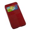 Кожаный чехол-книжка для Samsung Galaxy Alpha G850 (R0007498) (красный) - Чехол для телефонаЧехлы для мобильных телефонов<br>Плотно облегает корпус и гарантирует надежную защиту от царапин и потертостей.<br>
