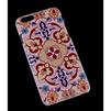 Чехол-накладка для Apple iPhone 6, 6s 4.7 (R0007474) (розовые узоры) - Чехол для телефонаЧехлы для мобильных телефонов<br>Плотно облегает корпус и гарантирует надежную защиту от царапин и потертостей.<br>