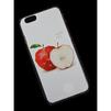 Чехол-накладка для Apple iPhone 6, 6s 4.7 (R0006673) (красное яблоко) - Чехол для телефонаЧехлы для мобильных телефонов<br>Плотно облегает корпус и гарантирует надежную защиту от царапин и потертостей.<br>