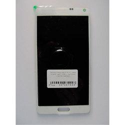 Дисплей для Samsung Galaxy Note 4 N910C с тачскрином (67888) (белый)