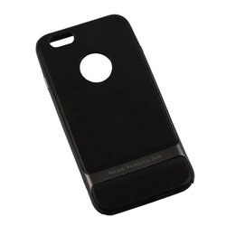 "Чехол-накладка для Apple iPhone 6, 6s 4.7"" (R0007281) (черный)"