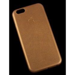 "Чехол-накладка для Apple iPhone 6, 6s 4.7"" (R0007245) (золотистый)"