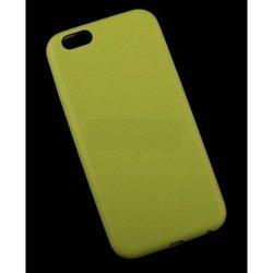 "Чехол-накладка для Apple iPhone 6, 6s 4.7"" (R0007248) (желтый)"