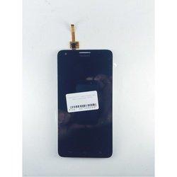 Дисплей для Huawei Honor 3X с тачскрином (66069) (черный)