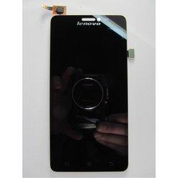Дисплей для Lenovo S850 с тачскрином (67880) (черный)