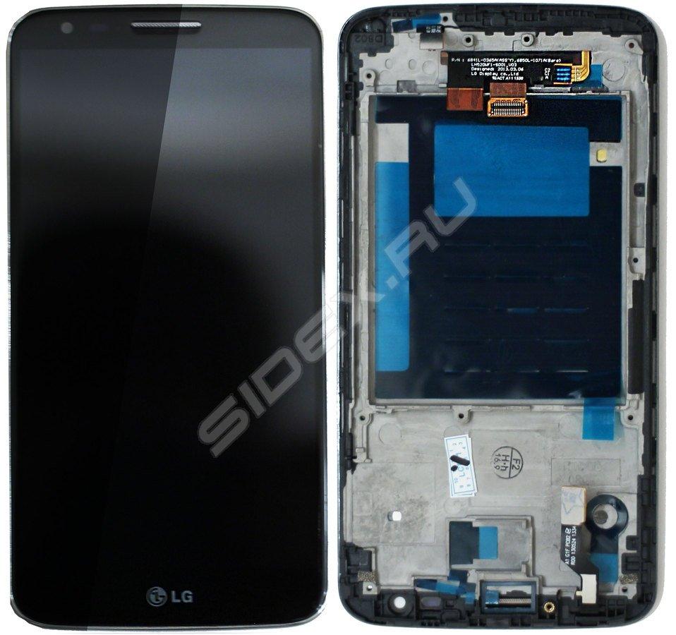 LG G2 дисплей