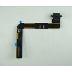 Шлейф для Apple iPad Air с разъемом питания (65885) (черный)