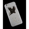 Чехол-накладка для Apple iPhone 6, 6s 4.7 (R0006185) (Орел) - Чехол для телефонаЧехлы для мобильных телефонов<br>Плотно облегает корпус и гарантирует надежную защиту от царапин и потертостей.<br>