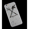 Чехол-накладка для Apple iPhone 6, 6s 4.7 (R0006192) (Топорики Lang Axis) - Чехол для телефонаЧехлы для мобильных телефонов<br>Плотно облегает корпус и гарантирует надежную защиту от царапин и потертостей.<br>