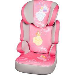 Автокресло детское от 15 до 36 кг (Nania Befix SP Disney Princess) (розовый)
