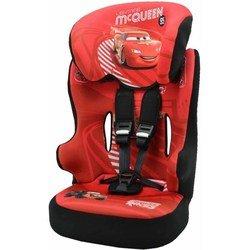 Автокресло детское от 9 до 36 кг (Nania Beline SP Disney Cars) (красный)
