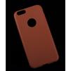 Чехол-накладка для Apple iPhone 6 Plus, 6s Plus 5.5 (R0007662) (красный) - Чехол для телефонаЧехлы для мобильных телефонов<br>Плотно облегает корпус и гарантирует надежную защиту от царапин и потертостей.<br>