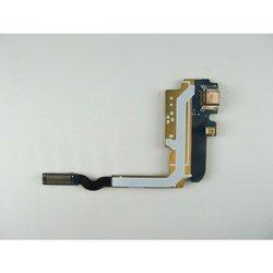 Шлейф питания для Samsung Galaxy Mega 6.3 i9200 с разъемом и микрофоном (66021)