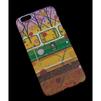 Чехол-накладка для Apple iPhone 6 Plus, 6s Plus 5.5 (R0007182) (Кот на поезде) - Чехол для телефонаЧехлы для мобильных телефонов<br>Плотно облегает корпус и гарантирует надежную защиту от царапин и потертостей.<br>