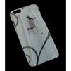 Чехол-накладка для Apple iPhone 6 Plus, 6s Plus 5.5 (R0007176) (Кот на стуле) - Чехол для телефонаЧехлы для мобильных телефонов<br>Плотно облегает корпус и гарантирует надежную защиту от царапин и потертостей.<br>
