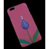 Чехол-накладка для Apple iPhone 6 Plus, 6s Plus 5.5 (R0007178) (Кот на тюльпане) - Чехол для телефонаЧехлы для мобильных телефонов<br>Плотно облегает корпус и гарантирует надежную защиту от царапин и потертостей.<br>