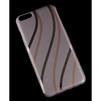 Чехол-накладка для Apple iPhone 6 Plus, 6s Plus 5.5 (R0006421) (Волны) - Чехол для телефонаЧехлы для мобильных телефонов<br>Плотно облегает корпус и гарантирует надежную защиту от царапин и потертостей.<br>